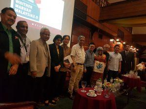 """PERDANA FORUM """"WHITHER MARUAH MALAYSIA 2.0"""""""