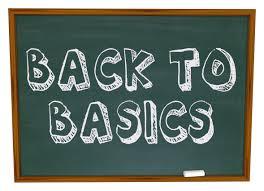 Education: Back to Basics
